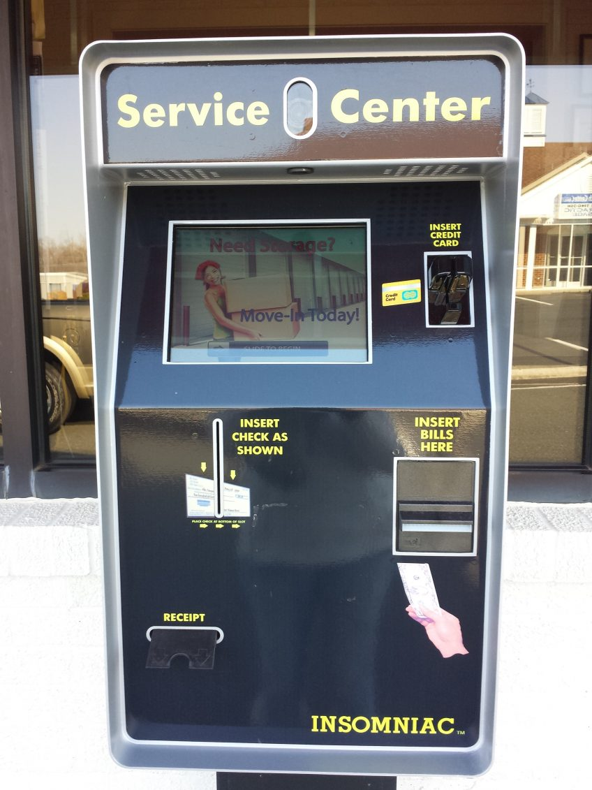 Say Hello To Our New 24-Hour Kiosk!