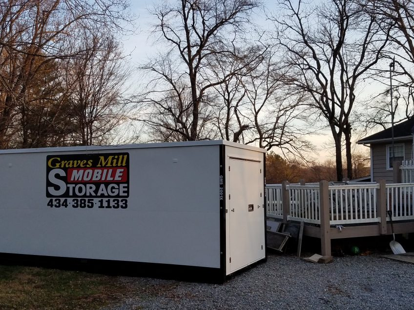 Graves Mill Mobile Storage BOX