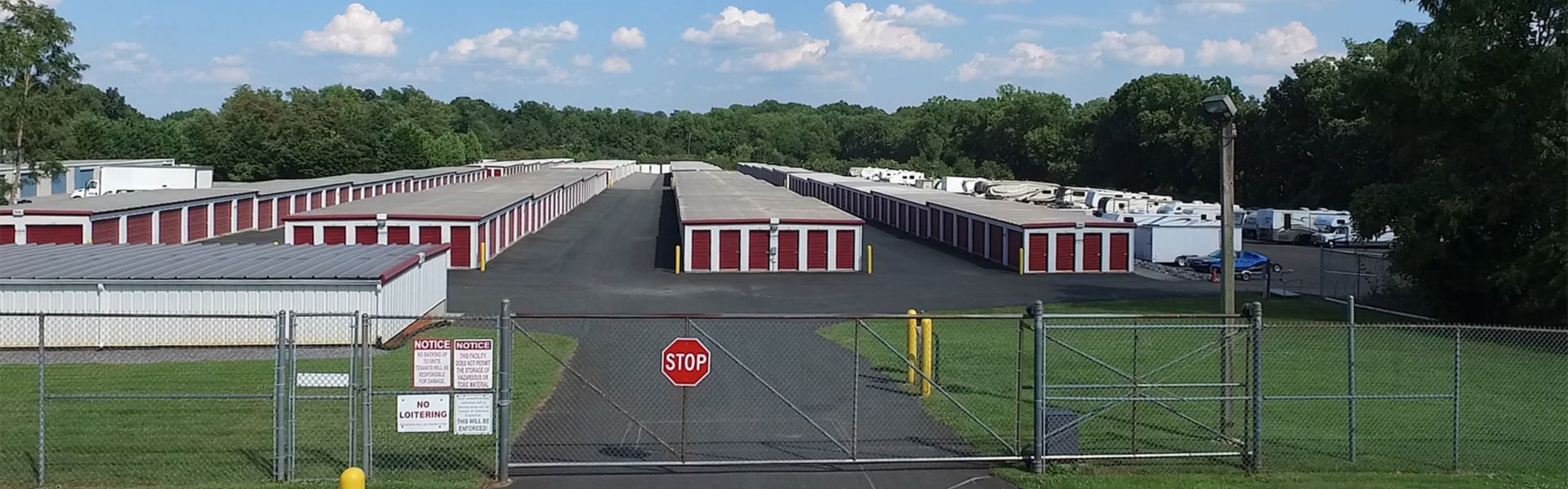 Graves Mill Storage - Self Storage and Mobile Storage in ...